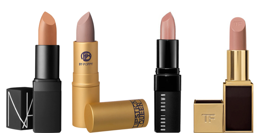 Best Nude Lipstick 2016 Light to Neutral Drugstore Lipsticks