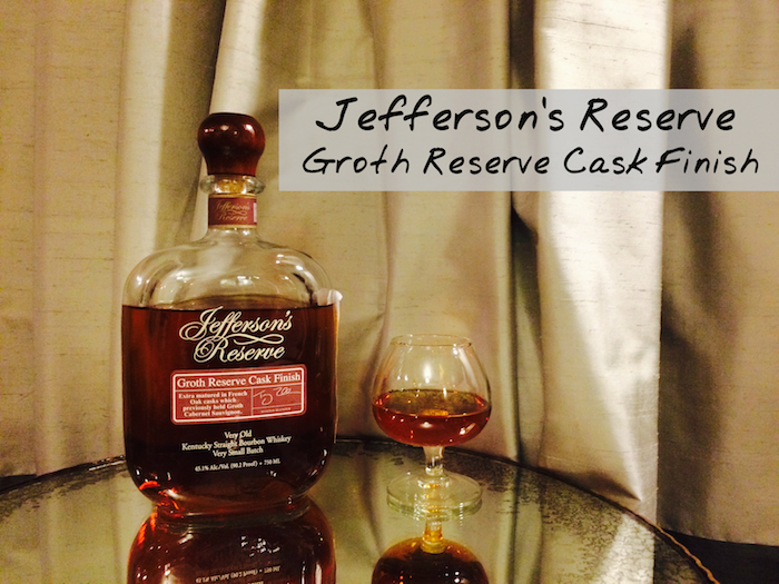 effersons Reserve Groth Cask Finish