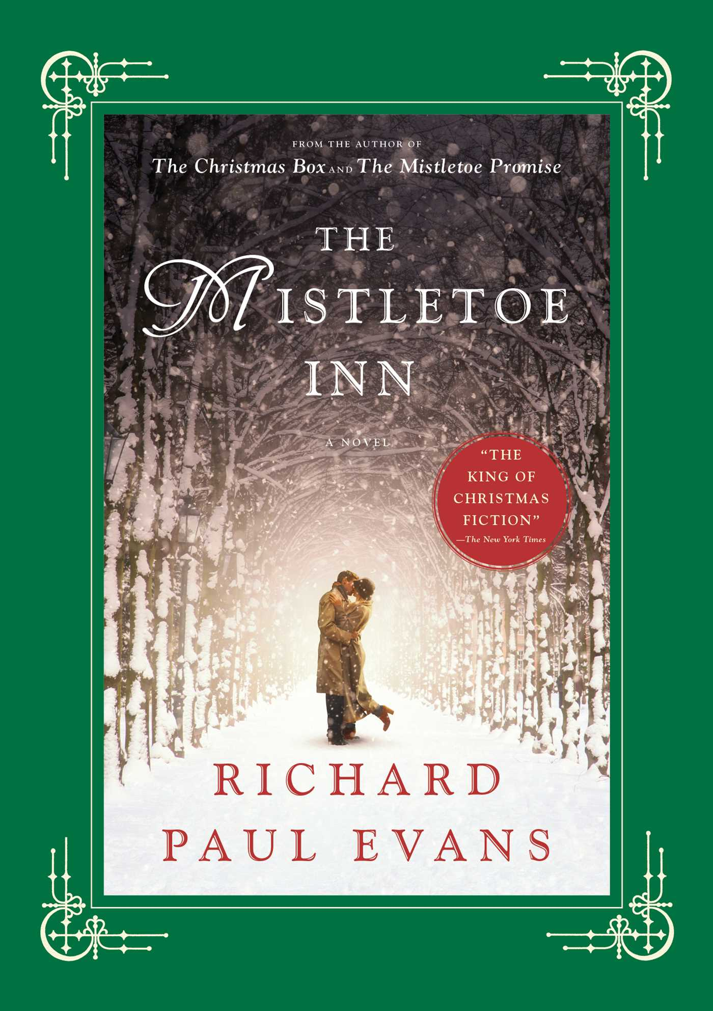 The Mistletoe Inn by Richard Paul Evans 2016