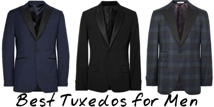 Best Tuxedos for Men in 2016 From Wedding to Black Tie Party
