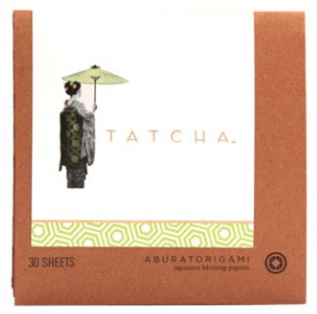 Tatcha Aburatorigami Blottng Papers