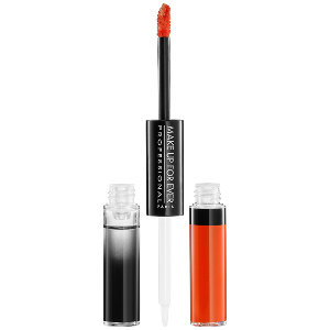 Make Up For Ever Aqua Rouge in Bright Orange