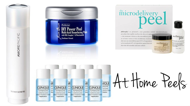 Best At Home Peels