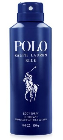 Polo Blue Body Spray for Men 2016