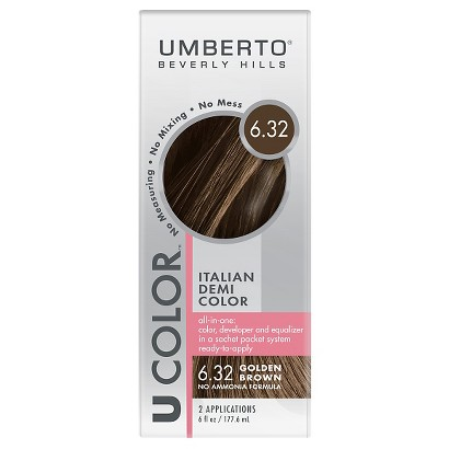 Umberto Beverly Hills Demi-Permanent Hair Color